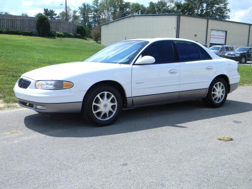 1998 Buick Regal - Information And Photos