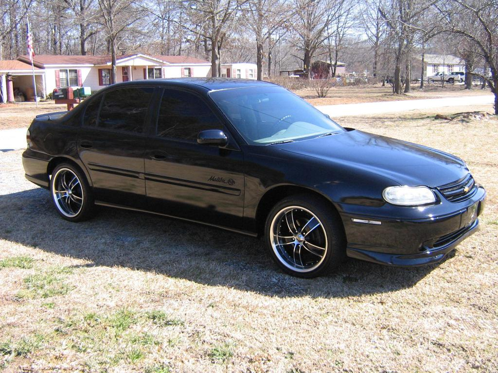 1998 chevrolet malibu information and photos zombiedrive. Black Bedroom Furniture Sets. Home Design Ideas