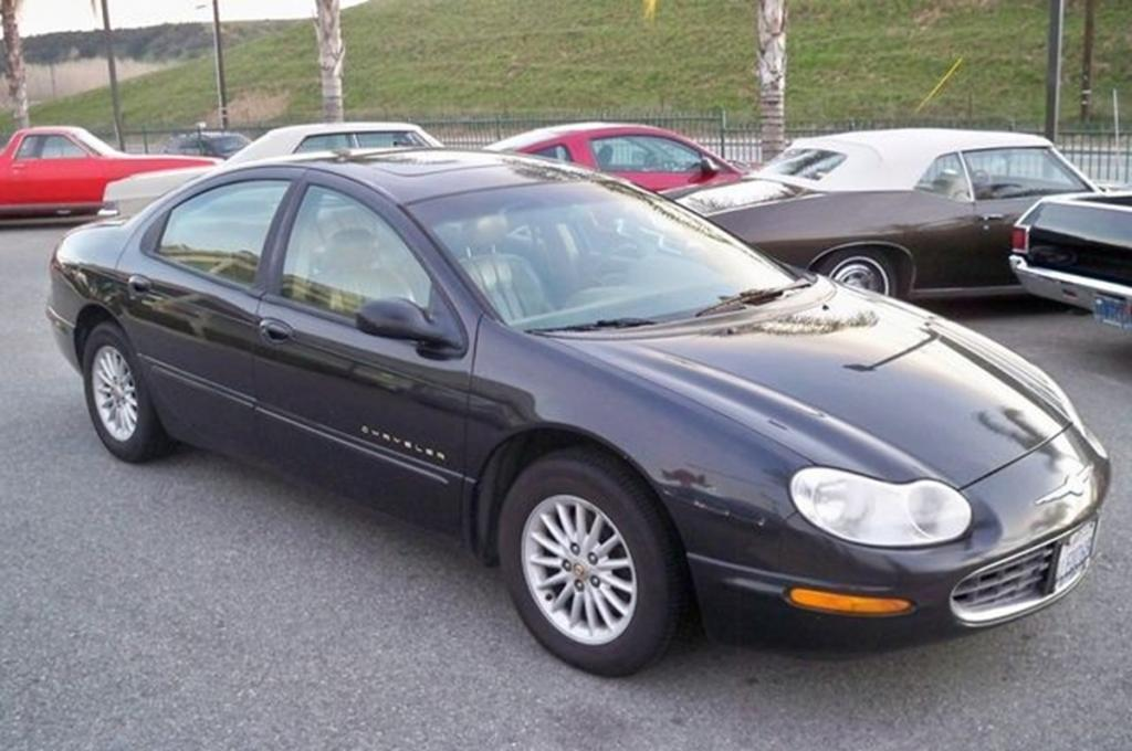 1999 chrysler concorde information and photos zombiedrive. Cars Review. Best American Auto & Cars Review