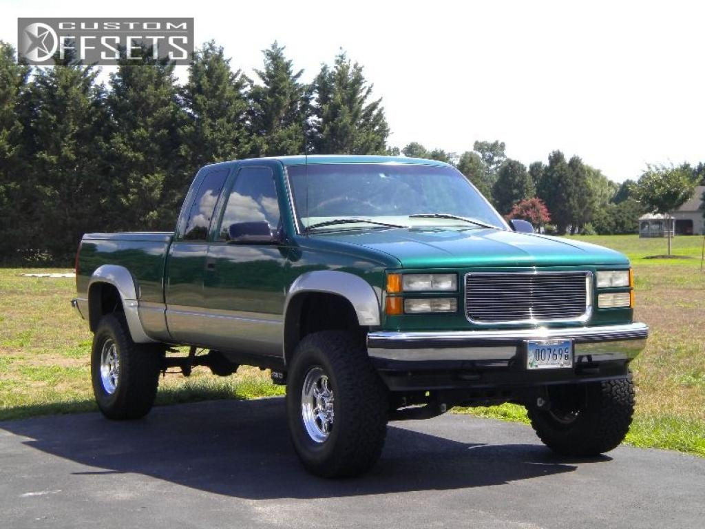 1999 Gmc Sierra Classic 1500 Information And Photos