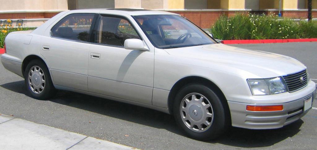 1999 Lexus Ls 400 Information And Photos Zombiedrive