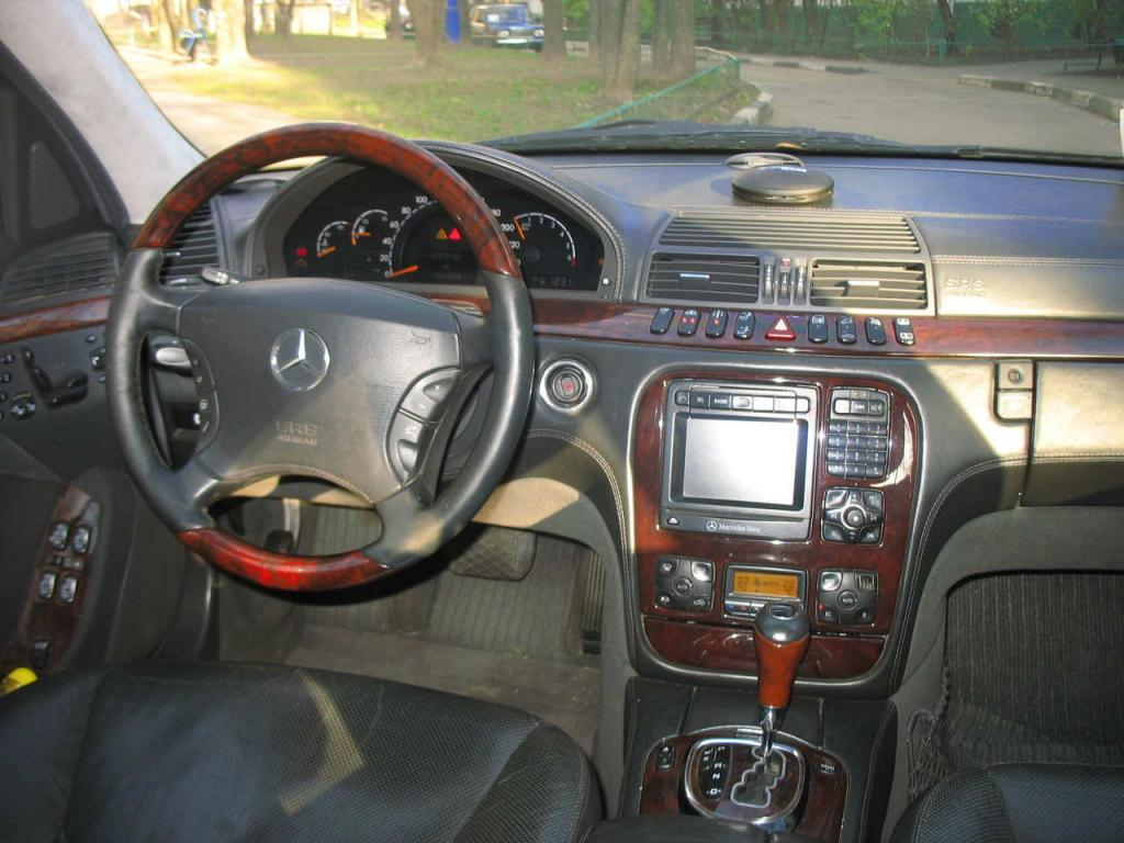 1999 mercedes benz s class information and photos zombiedrive