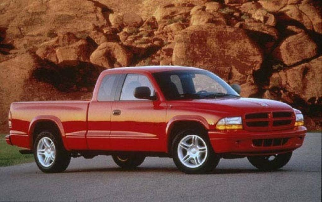 Dodge Dakota Extended Cab Pickup Rt Sport Fq Oem on 1999 Dodge Dakota Sport Msrp