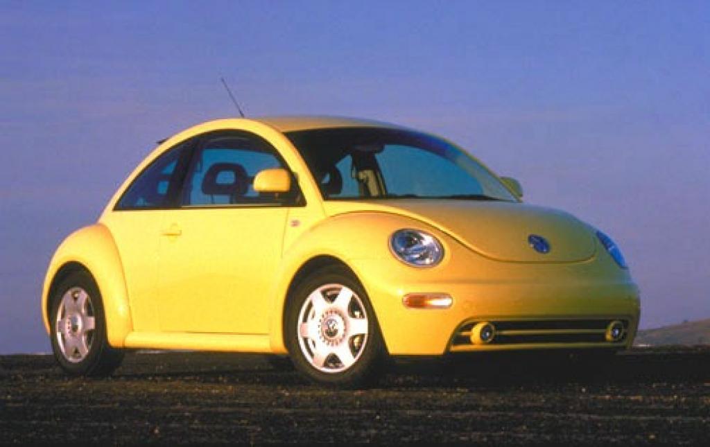 1999 Volkswagen New Beetle - Information and photos - ZombieDrive