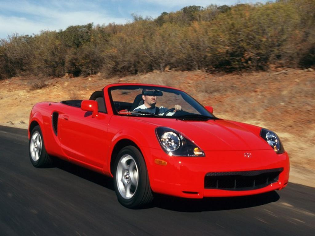 2000 toyota mr2 spyder information and photos zombiedrive. Black Bedroom Furniture Sets. Home Design Ideas