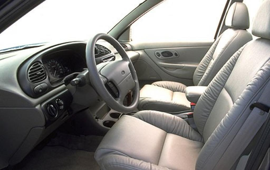 2000 Ford Contour Information And Photos Zombiedrive