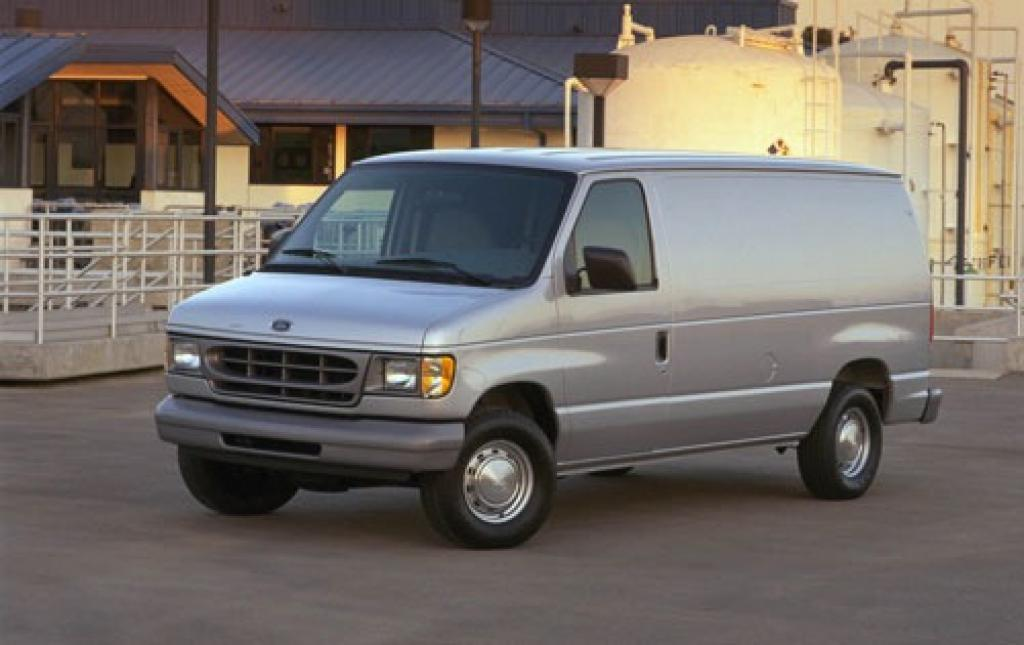 The 2000 Ford E150 Van Information Upcomingcarshq Com