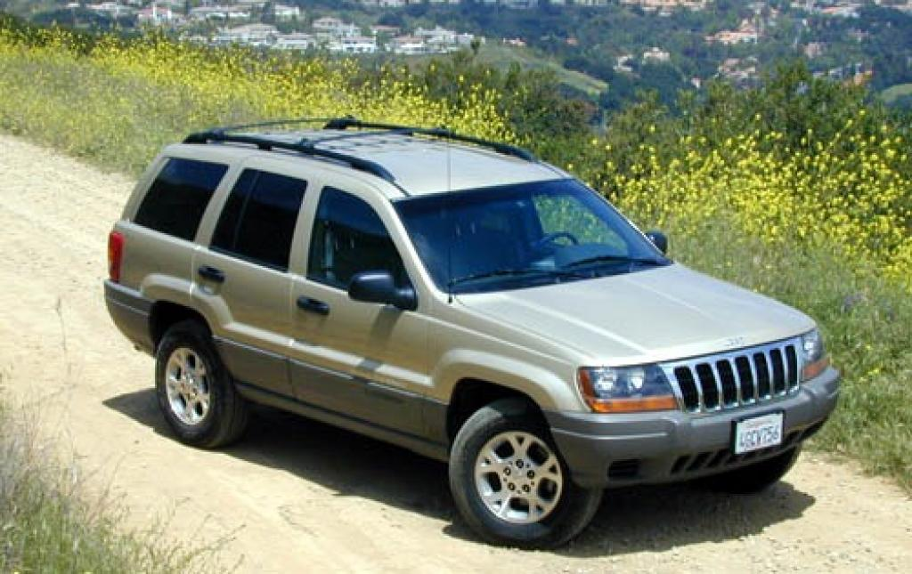 2000 jeep grand cherokee information and photos for Interieur jeep grand cherokee 2000