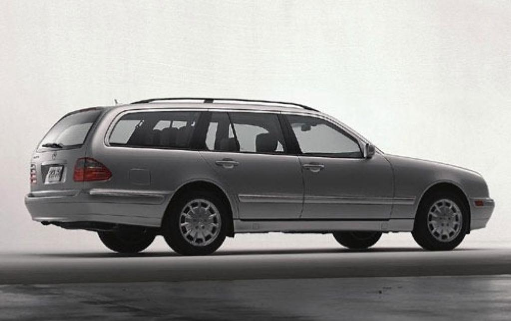 2000 mercedes benz e class information and photos for 2000 mercedes benz e320 wagon