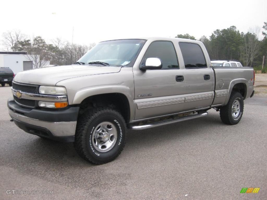2001 Chevrolet Silverado 2500hd Information And Photos