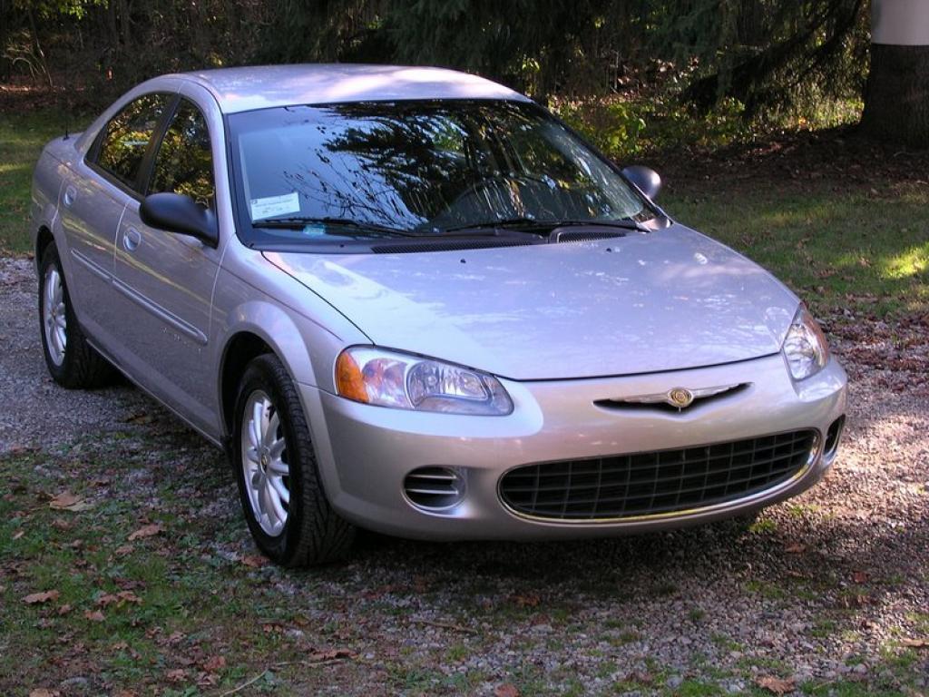 Chrysler Sebring on 2001 Chrysler Sebring