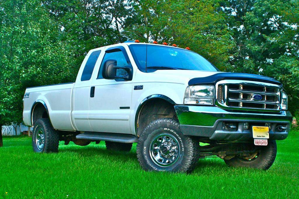2001 Ford F-350 Super Duty - Information and photos - ZombieDrive