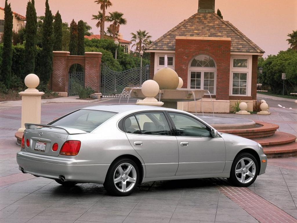 2001 lexus gs 430 information and photos zombiedrive. Black Bedroom Furniture Sets. Home Design Ideas