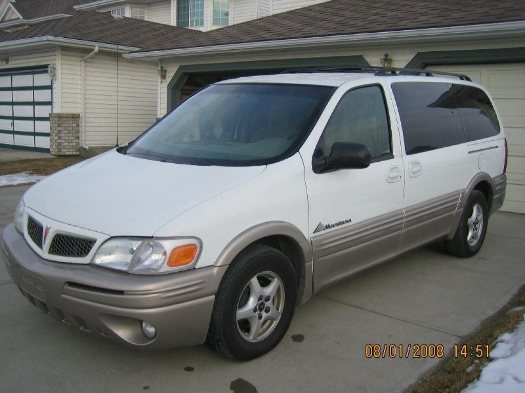 2001 Pontiac Montana Information And Photos Zombiedrive 2000 Wiring Diagram 1 800 1024 1280 1600 Origin