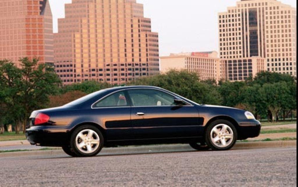 2002 acura cl information and photos zombiedrive. Black Bedroom Furniture Sets. Home Design Ideas