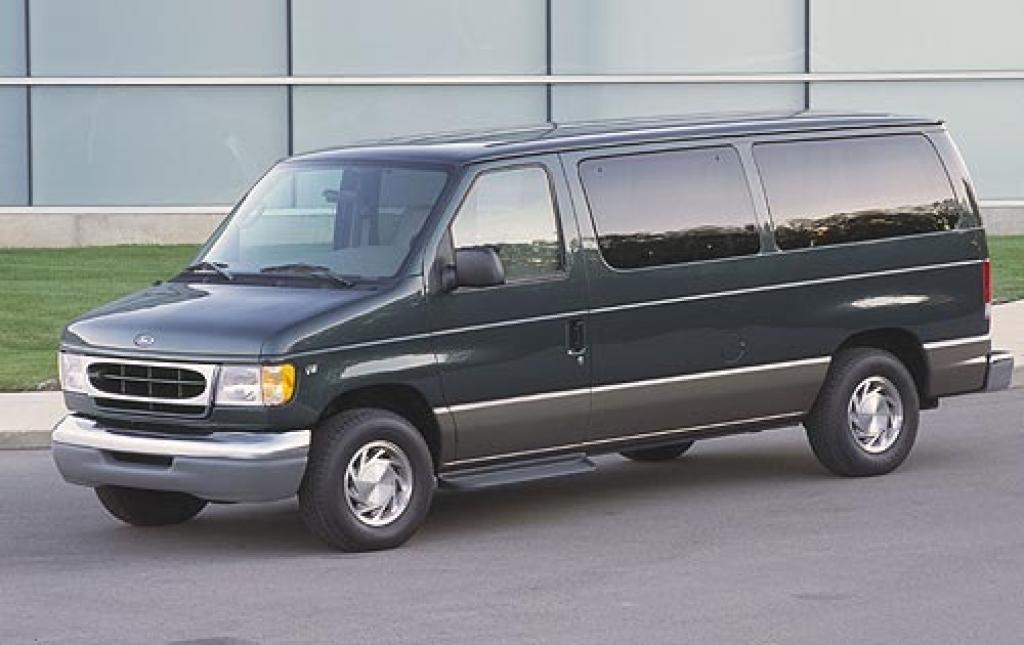 2004 ford econoline wagon information and photos. Black Bedroom Furniture Sets. Home Design Ideas