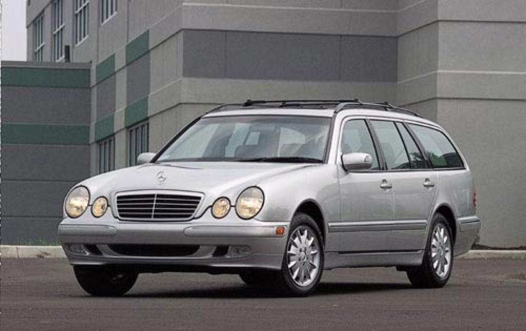2003 mercedes benz e class information and photos for 2000 mercedes benz e320 wagon