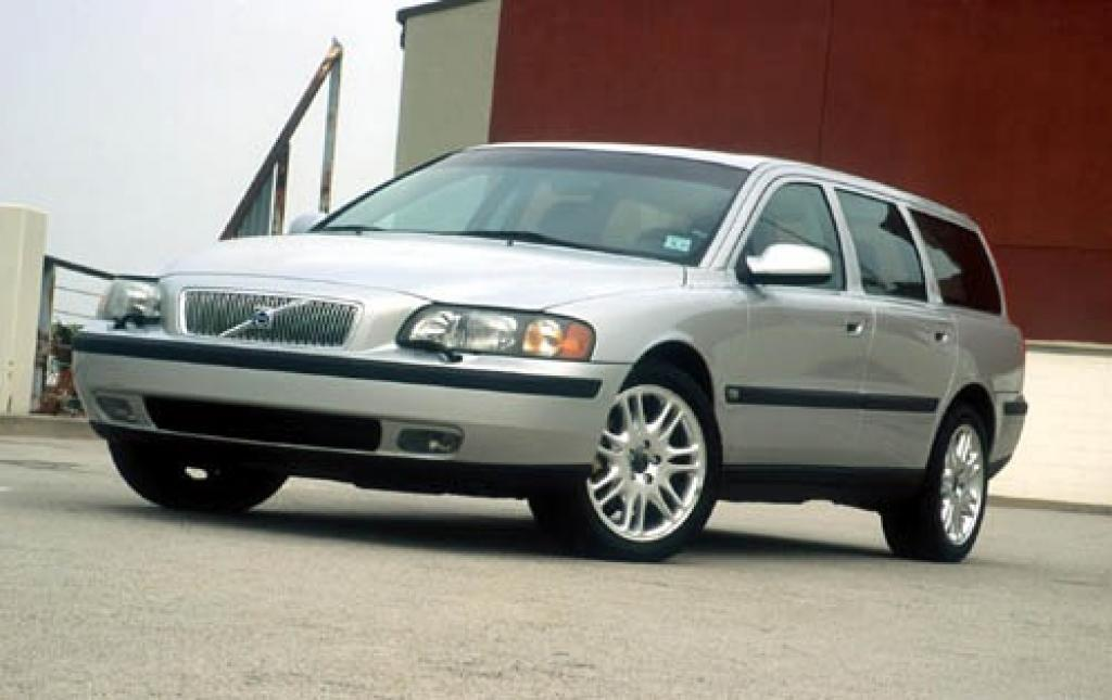 Used 2001 VOLVO S60 2.3T-5/GH-RB5234 for Sale BF114283 - BE FORWARD