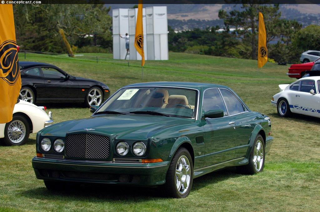 2002 bentley continental information and photos zombiedrive. Black Bedroom Furniture Sets. Home Design Ideas