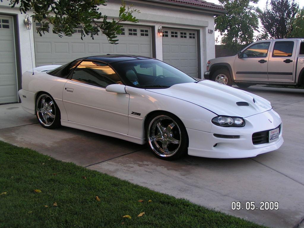 2002 Chevy Camaro Pictures Autos Post