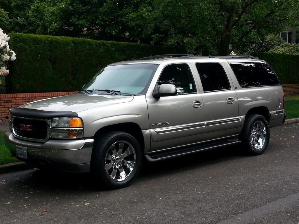 2002 gmc yukon xl information and photos zombiedrive. Black Bedroom Furniture Sets. Home Design Ideas