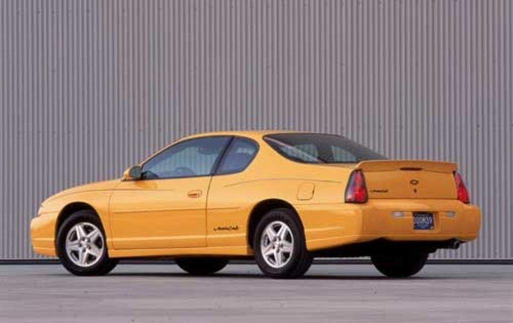 2002 Chevrolet Monte Carlo Ss For Sale Cargurus Autos Post