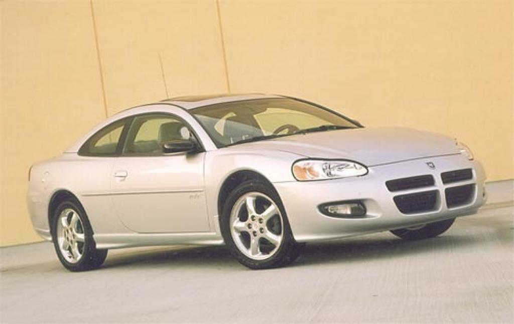 2002 Dodge Stratus Information And Photos Zombiedrive