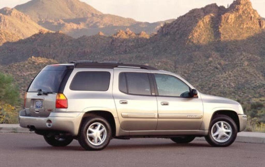 2003 gmc envoy xl information and photos zombiedrive. Black Bedroom Furniture Sets. Home Design Ideas
