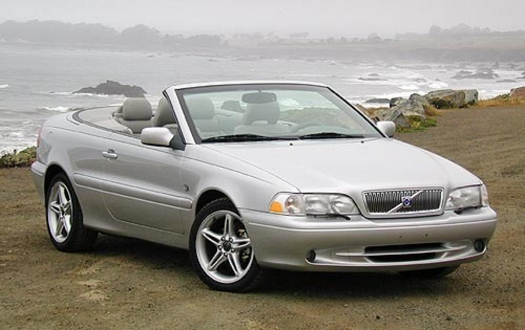 2004 volvo c70 information and photos zombiedrive. Black Bedroom Furniture Sets. Home Design Ideas