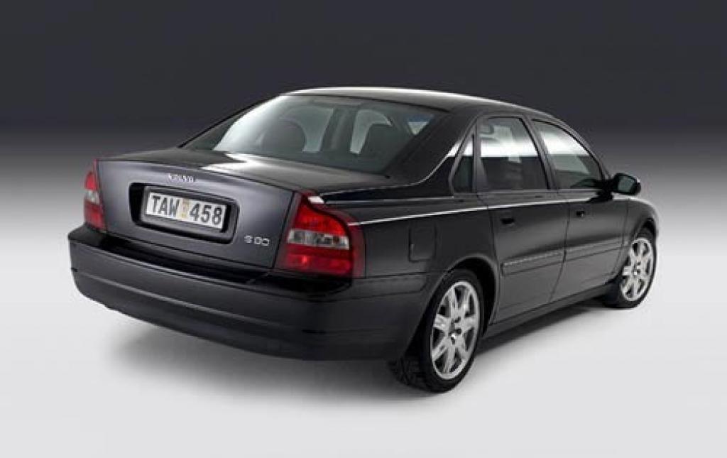 Volvo S80 2003 2003 Volvo S80 8