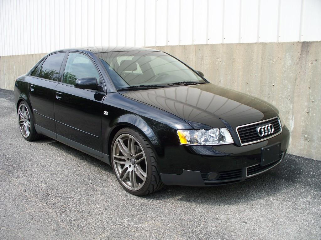2003 audi a4 information and photos zombiedrive. Black Bedroom Furniture Sets. Home Design Ideas