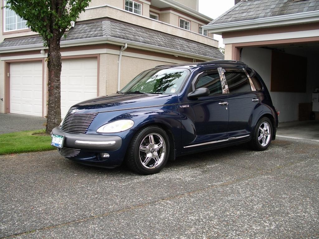 2003 Chrysler Pt Cruiser - Information And Photos