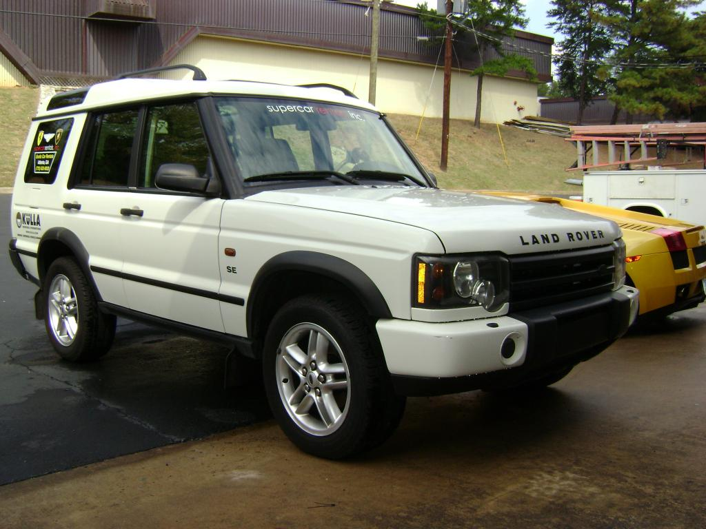 2003 land rover discovery information and photos zombiedrive. Black Bedroom Furniture Sets. Home Design Ideas