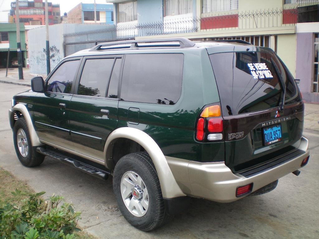 800 1024 1280 1600 origin 2003 mitsubishi montero - Mitsubishi Montero 2003 Lifted