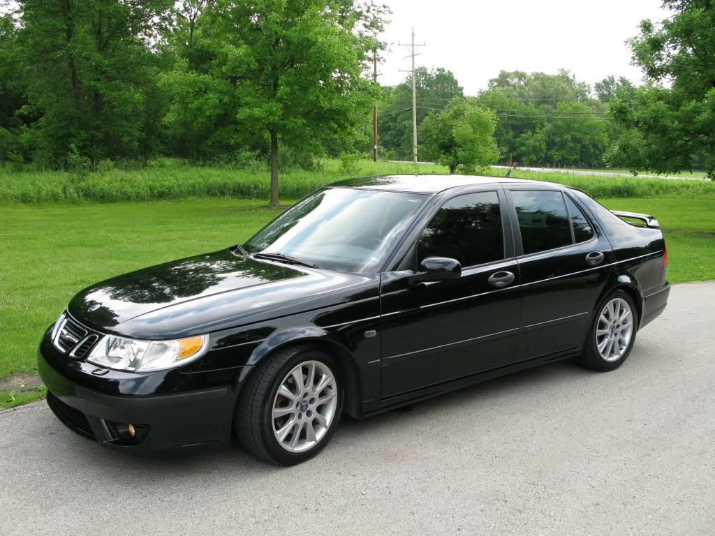 2003 saab 9 5 information and photos zombiedrive. Black Bedroom Furniture Sets. Home Design Ideas