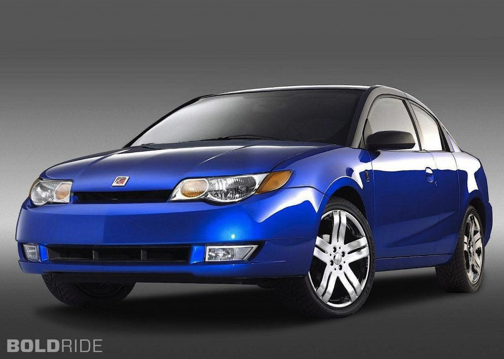 2003 Saturn Ion Information And Photos Zombiedrive