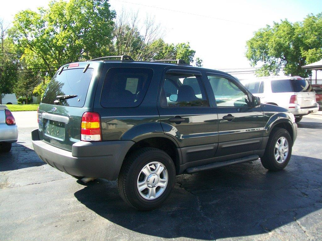 2004 ford escape information and photos zombiedrive. Black Bedroom Furniture Sets. Home Design Ideas