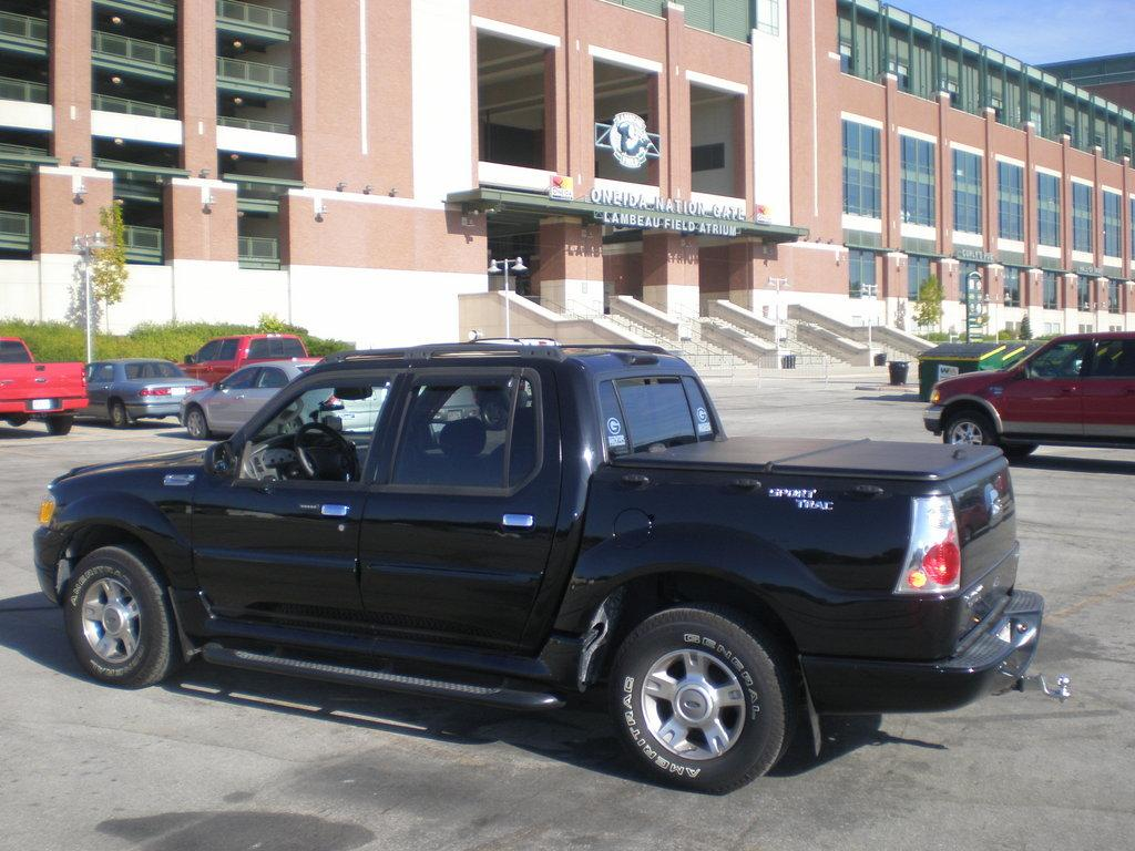 2004 ford explorer sport trac information and photos zombiedrive. Cars Review. Best American Auto & Cars Review