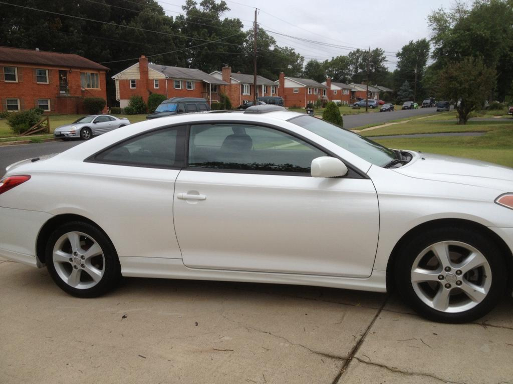 2004 toyota camry solara information and photos. Black Bedroom Furniture Sets. Home Design Ideas