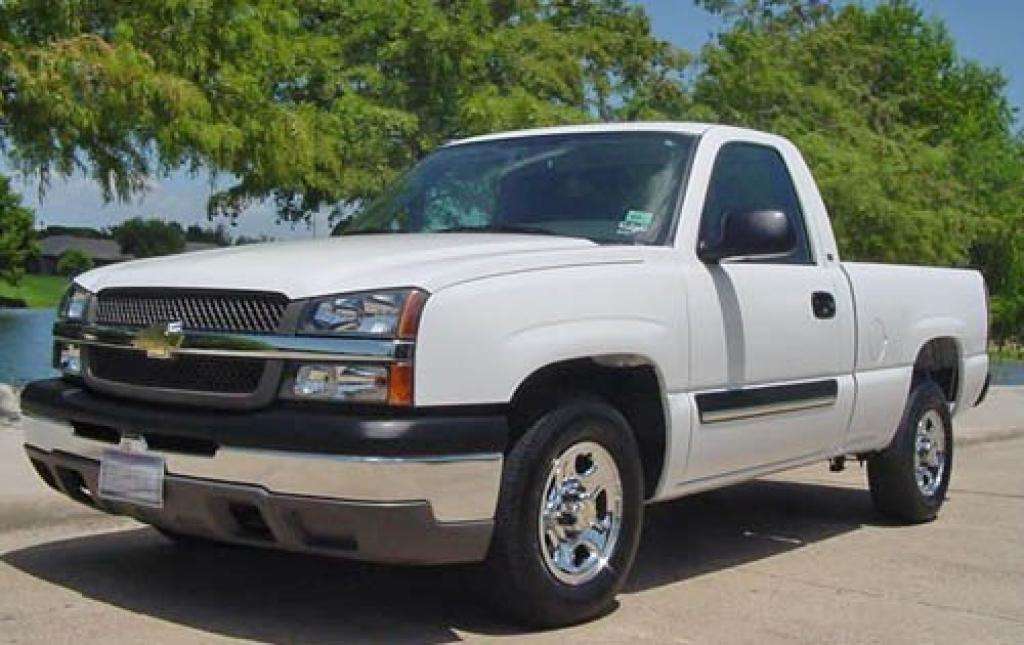 2005 Silverado 1500 >> 2004 Chevrolet Silverado 1500 - Information and photos - ZombieDrive