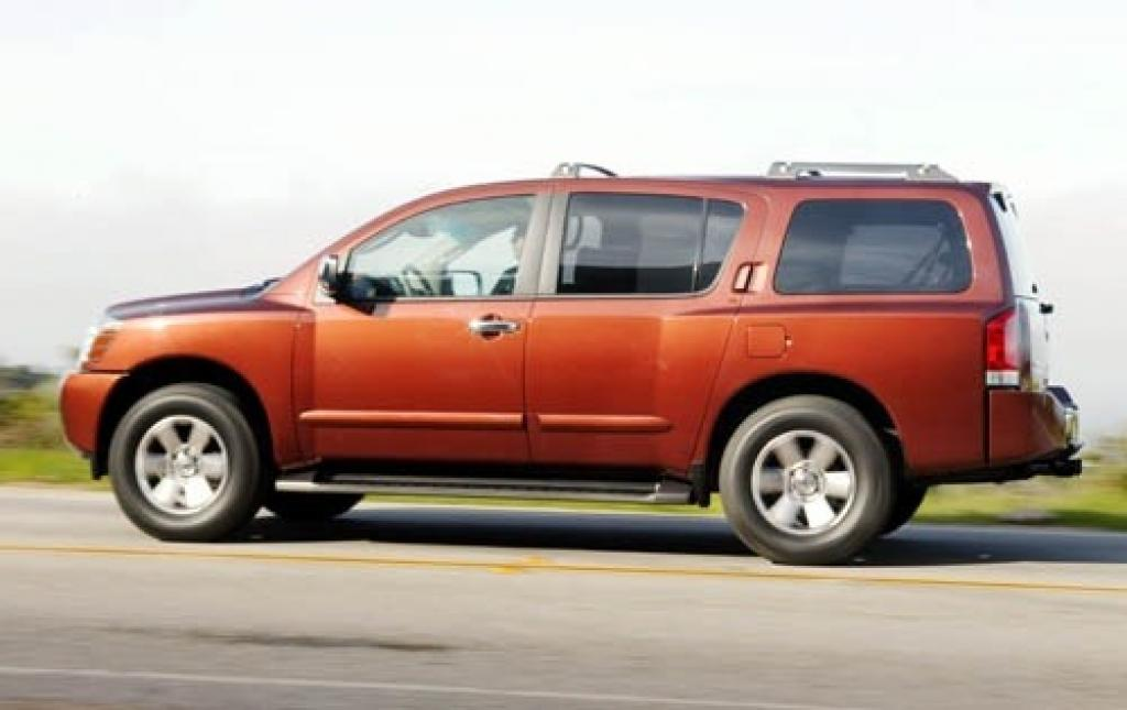 2006 nissan armada information and photos zombiedrive. Black Bedroom Furniture Sets. Home Design Ideas