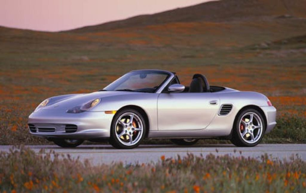 2004 porsche boxster information and photos zombiedrive. Black Bedroom Furniture Sets. Home Design Ideas