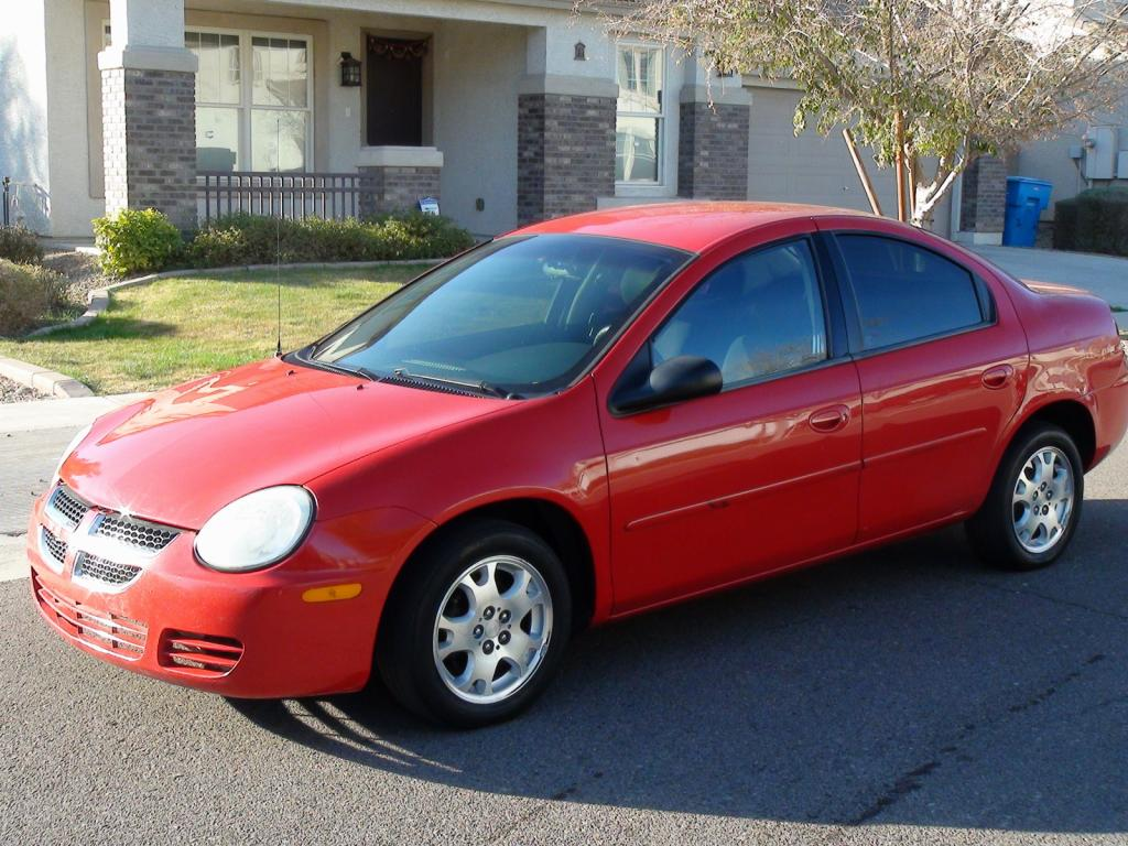 2005 Dodge Neon - Information And Photos
