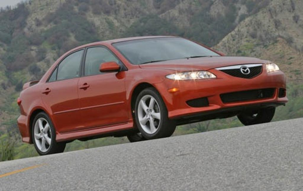 2005 mazda mazda6 information and photos zombiedrive. Black Bedroom Furniture Sets. Home Design Ideas