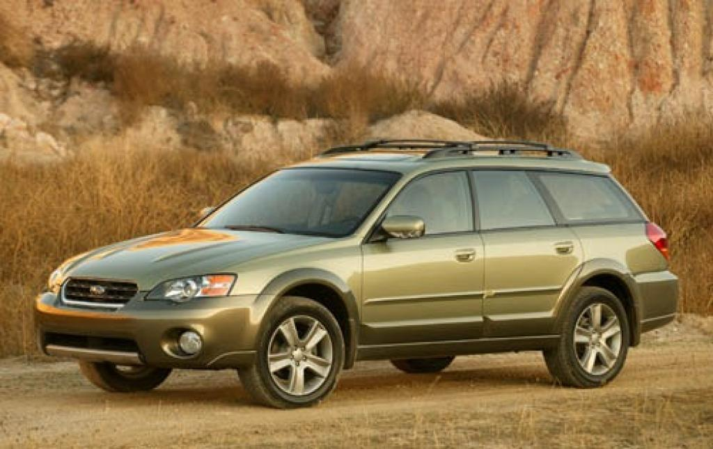 Subaru Ll Bean >> 2005 Subaru Outback - Information and photos - ZombieDrive
