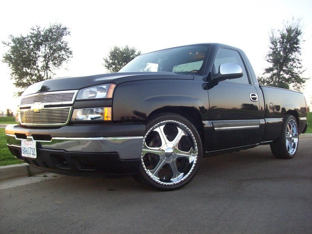 2006 Chevy Silverado Short Bed Lifted
