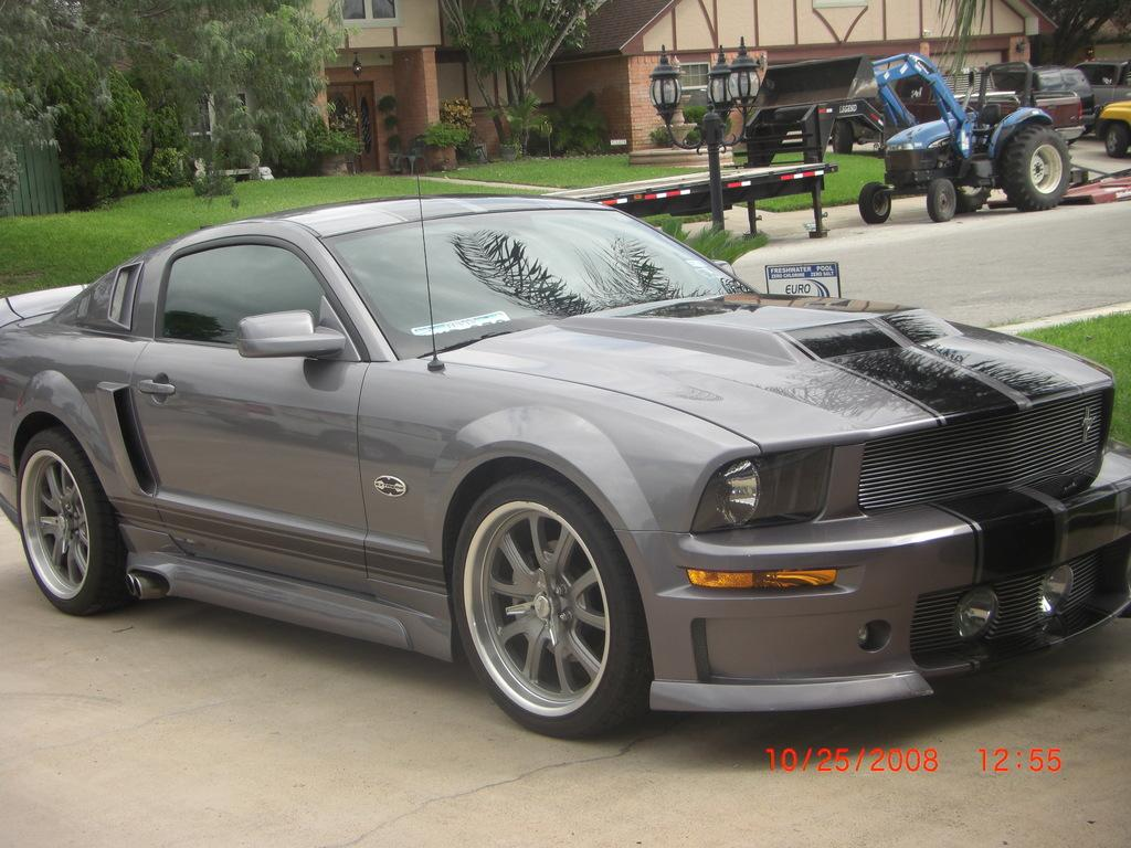 2006 ford mustang information and photos zombiedrive. Black Bedroom Furniture Sets. Home Design Ideas