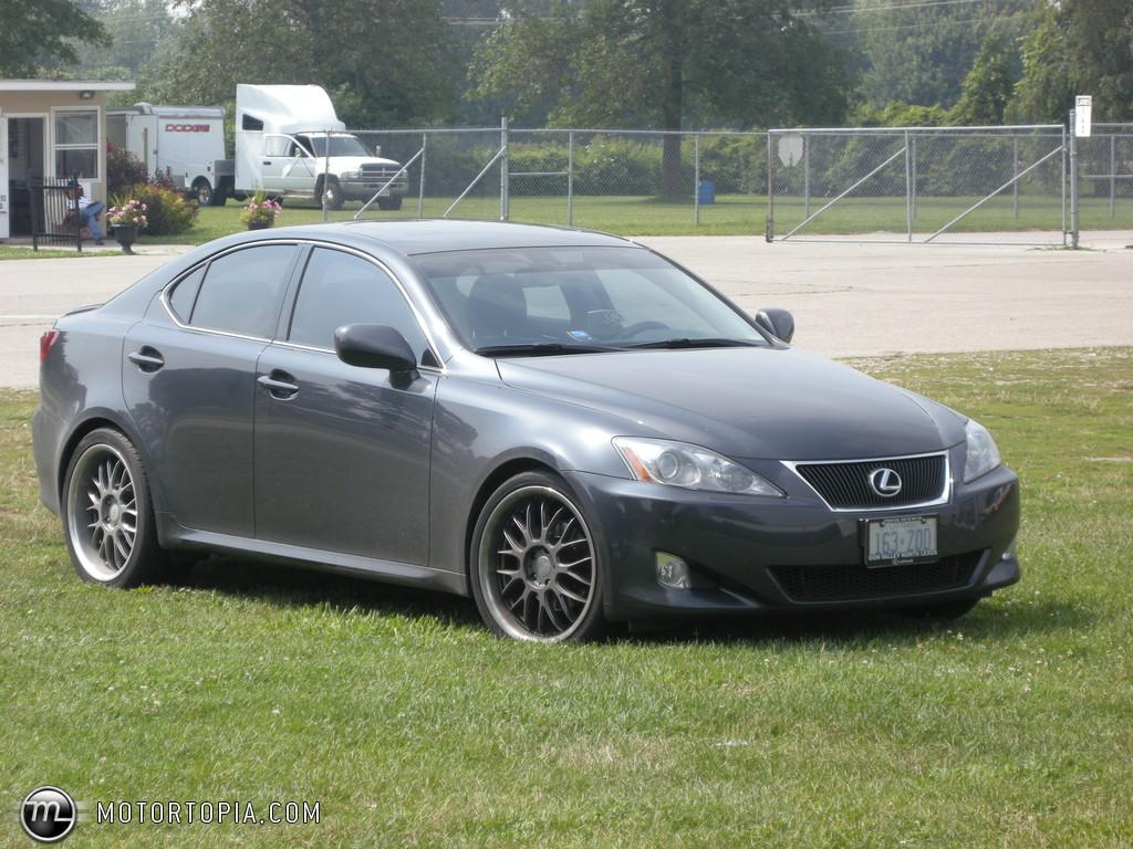 2006 lexus is 250 information and photos zombiedrive. Black Bedroom Furniture Sets. Home Design Ideas