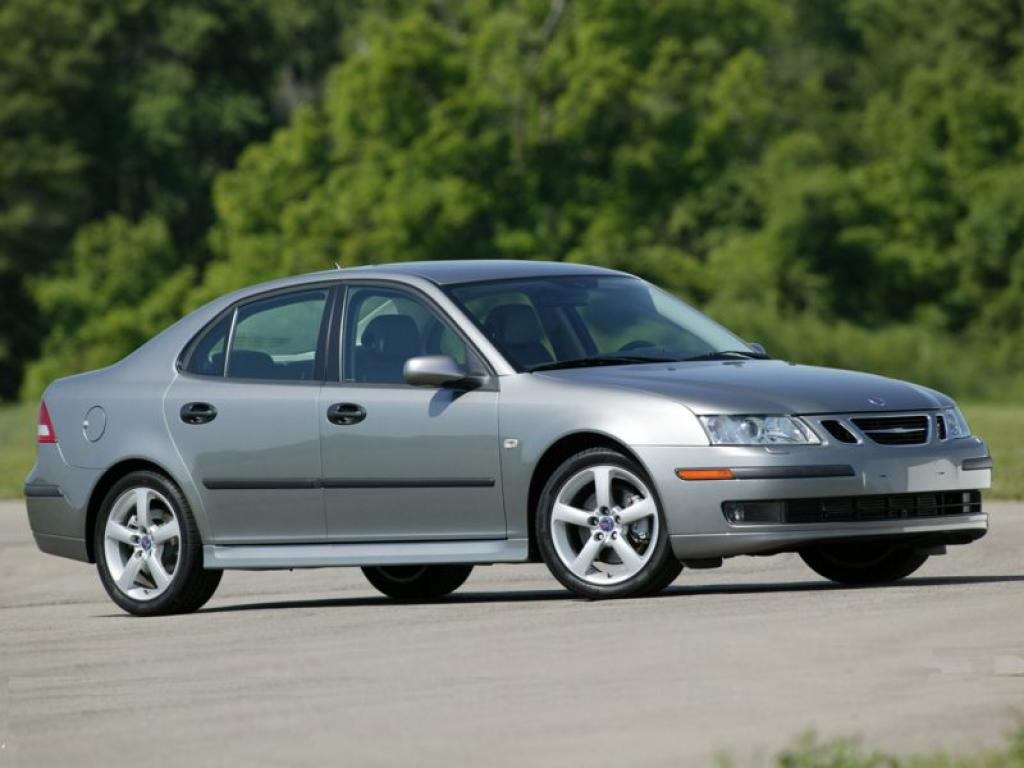 2006 Saab 9-3 - Information and photos - Zomb Drive