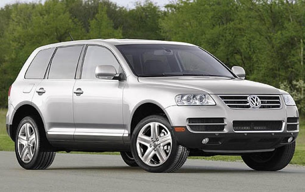 2006 volkswagen touareg information and photos zombiedrive. Black Bedroom Furniture Sets. Home Design Ideas